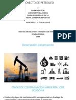 presentacion petroleo