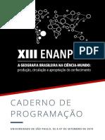 Xiii Enanpege_caderno de Programação