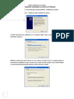 Guía de Instalación de p12 en Windows _Pre Requisito Intisign