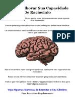 Melhorar a Memória e o Raciocínio