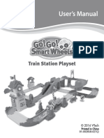Train Station Playset Parent Guide