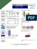 Estadísticas municipio Vélez dane