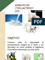 PRESENTACION LACTEOS