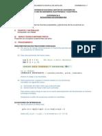 LAB. 06 - Ecuaciones en Diferencias (1)