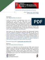 Análise de Banca Tribunal de Justiça Do Estado Do Paraná