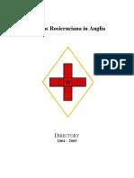 Sria Directory 2004