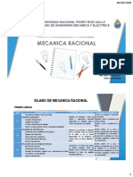 Mecánica Racional - Capitulo I.pdf