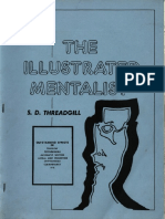 Threadgill - The Illustrated Mentalist