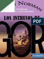 9 - Los Intrusos de Gor - John Norman