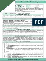 Plan 3er Grado - Bloque 1 Ciencias Naturales.doc.doc
