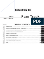 2010 Ram Gas Owners Manual