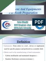 Instrument and Instrumentation Last Version