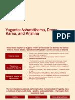 Yuganta - Irawati Karwe