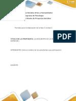 Formato Unidad 2_Fase 3 Propuesta Social.