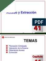Capítulo 41 - Acceso y Extracción