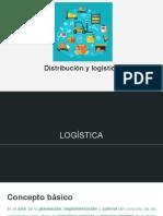 9.- Distribución y Logística