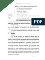 188 - Ejecución de Decisión Judicial