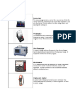Assign (Electrical Instruments)