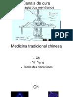 Canais de cura - A magia dos meridianos - Medicina Tradicional Chinesa