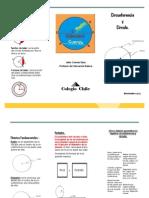 Publicación circunferencia y círculos