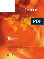 SRL e Catalogue 2018 19