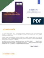 Diplomado de Ingenieria de Costos