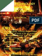 Fire Technology and Arson Investigation--AJ EYO, RCrim.--All Glory to Jesus