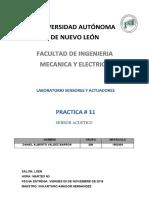 1562494 Daniel Valdez Practica#11Sensoracustico