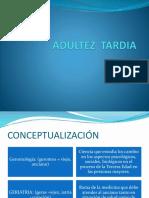 ADULTEZ TARDIA-1