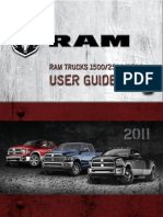 2011 Ram Gas User Guide