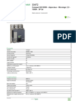 disjoncteur ComPact NS      630A ref 33472