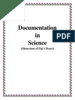 Documentation in Science
