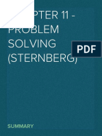 Chapter 12 - Decision Making (Sternberg)