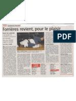 2010 Interclubs Article Présentation Avenir Lux