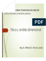 01 Fisica y Analisis Dimensional [Modo de Compatibilidad]