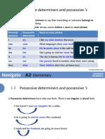 Nav A2 Grammar PowerPoint 1.2