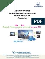 Deconnecter Une Smart TV Sans Fil