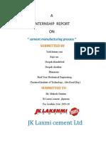 CEMENT Final Report