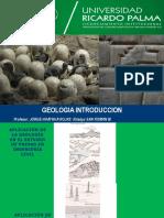 Geologia Introduccion 2019 02 Urp
