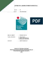 Laporan Praktikum Multiplexer