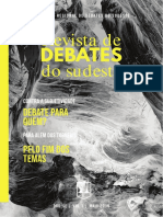 Revista de Debates Do Sudeste - Ed. 1