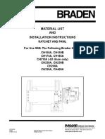 instalación ch330