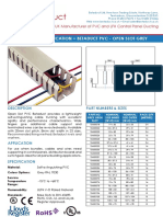 CABLE TRUNKING USER GUIDE
