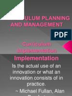 205 Curriculum Report 1