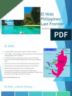 El Nido Case Study