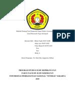 41356_Makalah Tentang Teori Sequential Organ Failure Assessment.docx