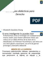 Estrategias didácticas para Derecho UNC 2019.pptx