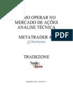 Operando No Mercado Com Mt4