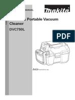 DVC750LZX1 Manual