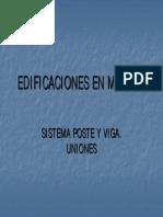 EDIFICACIONES EN MADERA